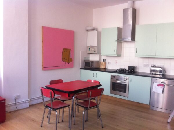 Open-plan Kitchen & Living Room, Old Schoolhouse, Dalston, E8