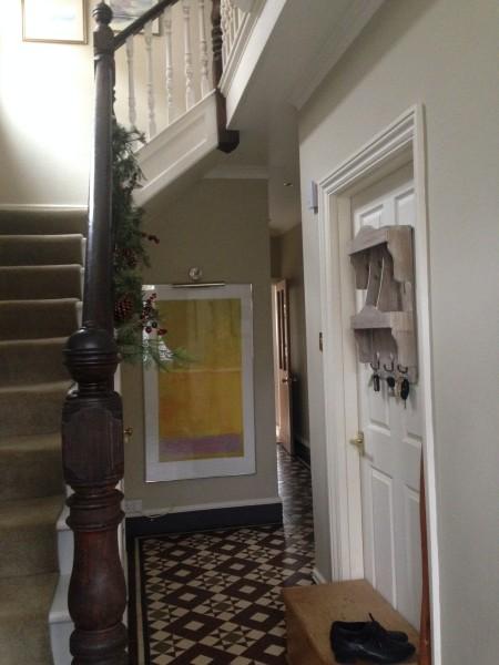 Phi stairs