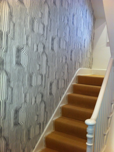 Ruth's stairs wallpaper (2)