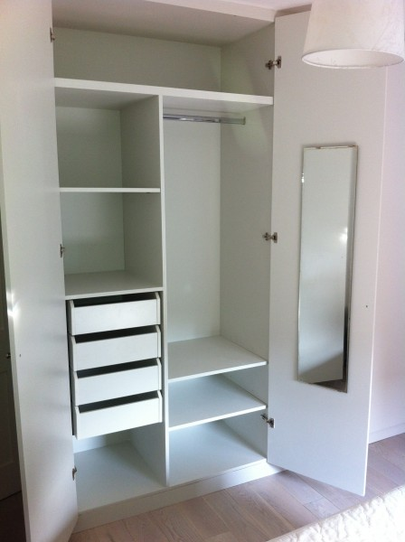 Fitted wardrobes, shelving, tv unit, Stoke Newington, N16